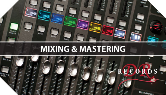 Mixing and Mastering - Best European Studio